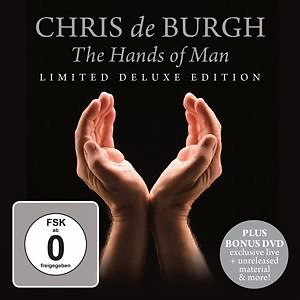 Audio CD »Chris de Burgh: The Hands Of Man (Limited...«