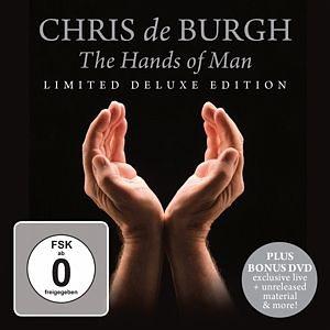 Audio CD »Chris de Burgh: The Hands Of Man (Limited...«