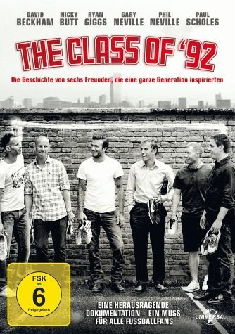 DVD »The Class of '92 (OmU)«