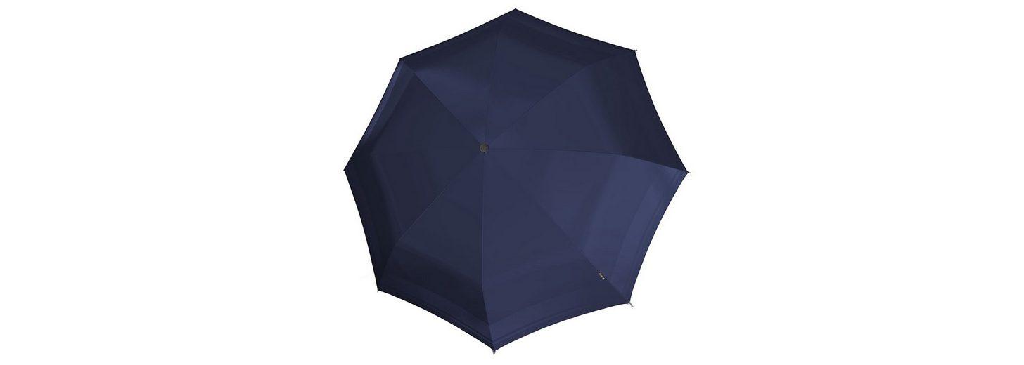 Knirps Taschenschirm, »T2 Duomatic - Blau«