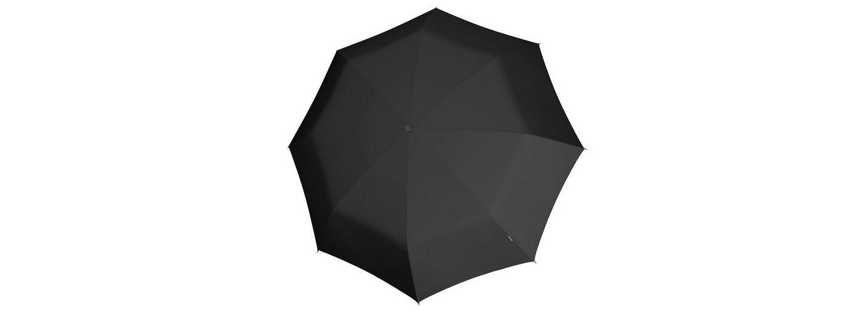 Knirps Regenschirm für Zwei, »Extra-Long Automatik - Schwarz«