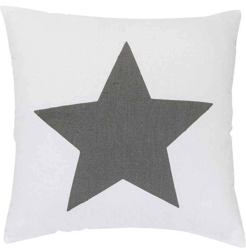 ELBERSDRUCKE Dekokissen »BIG STAR«