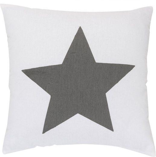 Dekokissen »BIG STAR«, ELBERSDRUCKE