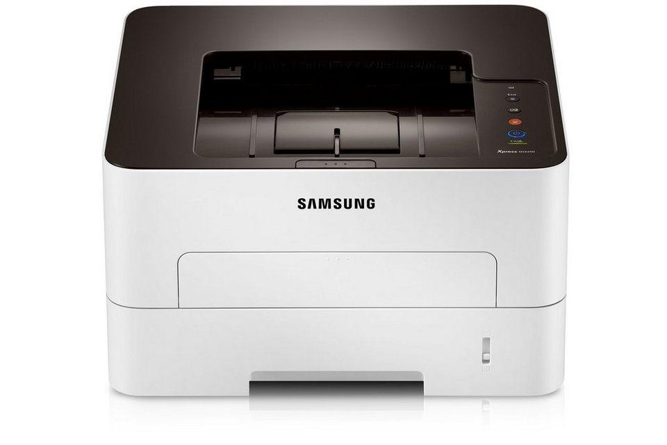 Samsung Monolaser-Drucker »Xpress-M2625D (SL-M2625D/SEE)« in weiß