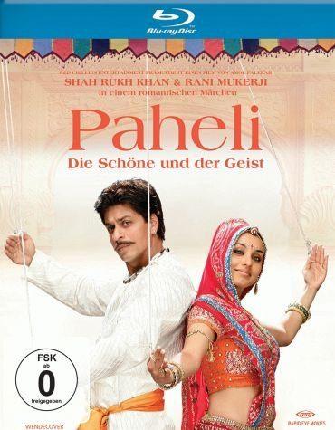 Blu-ray »Paheli - Die Schöne und der Geist«