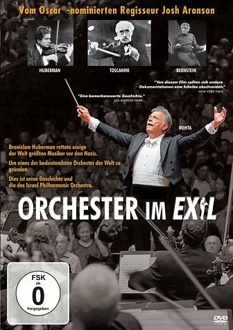 DVD »Orchester im Exil«