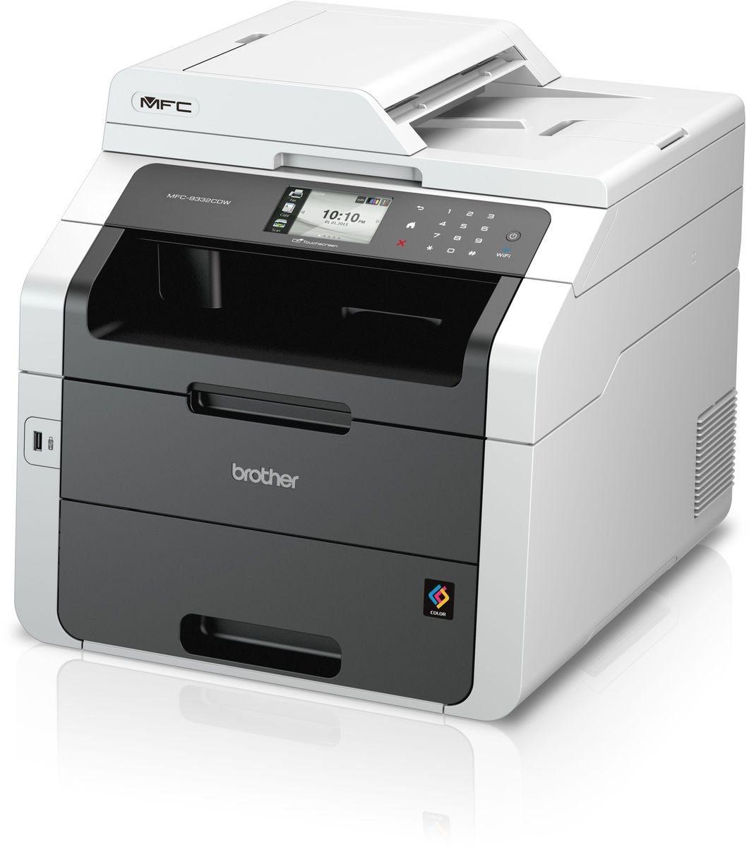 Brother Farblaser-Multifunktionsdrucker »MFC-9332CDW 4in1«