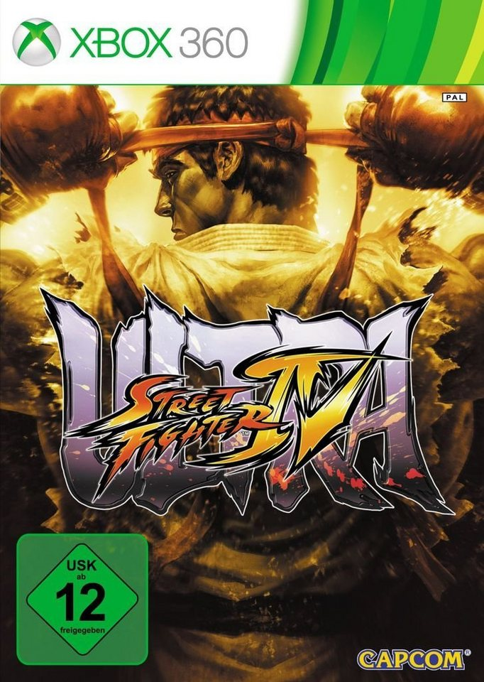 Capcom XBOX 360 - Spiel »Ultra Street Fighter 4«