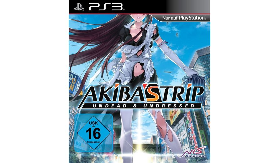 NIS Playstation 3 - Spiel »Akibas Trip 2: Undead & Undressed«