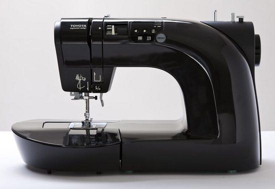 TOYOTA Computer-Nähmaschine Oekaki 50B, 50 Programme, 50 Programme, mit Zubehör