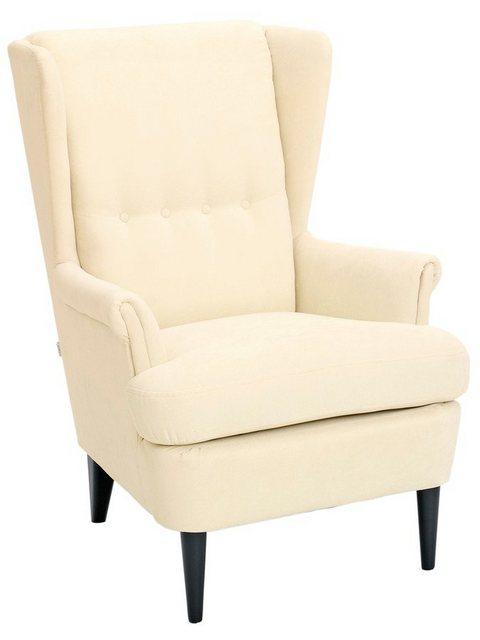 heine home Sessel mit extrahoher Sitzfläche    04018711168830