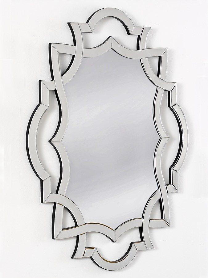 Spiegel in glas