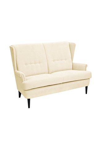 HEINE HOME Sofa 3vnt. su extrahoher Sitzfläche