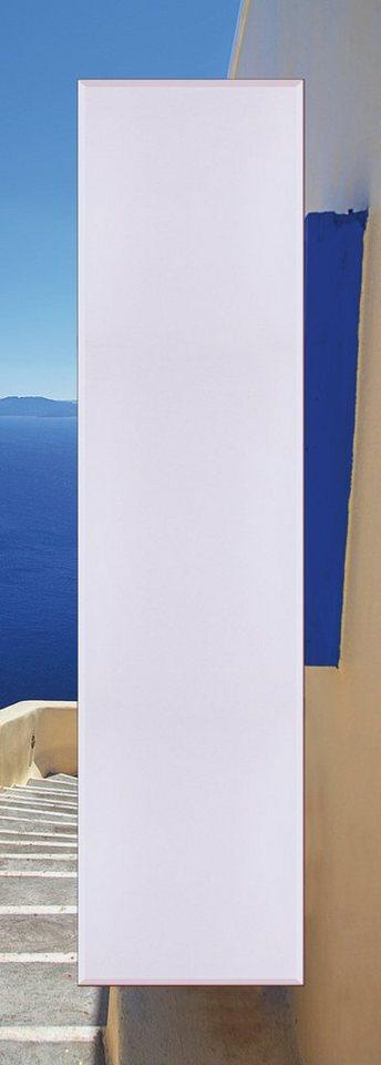 Wandspiegel, Home affaire, »Treppen ins Blaue hinein«, 50/140 cm in Blau