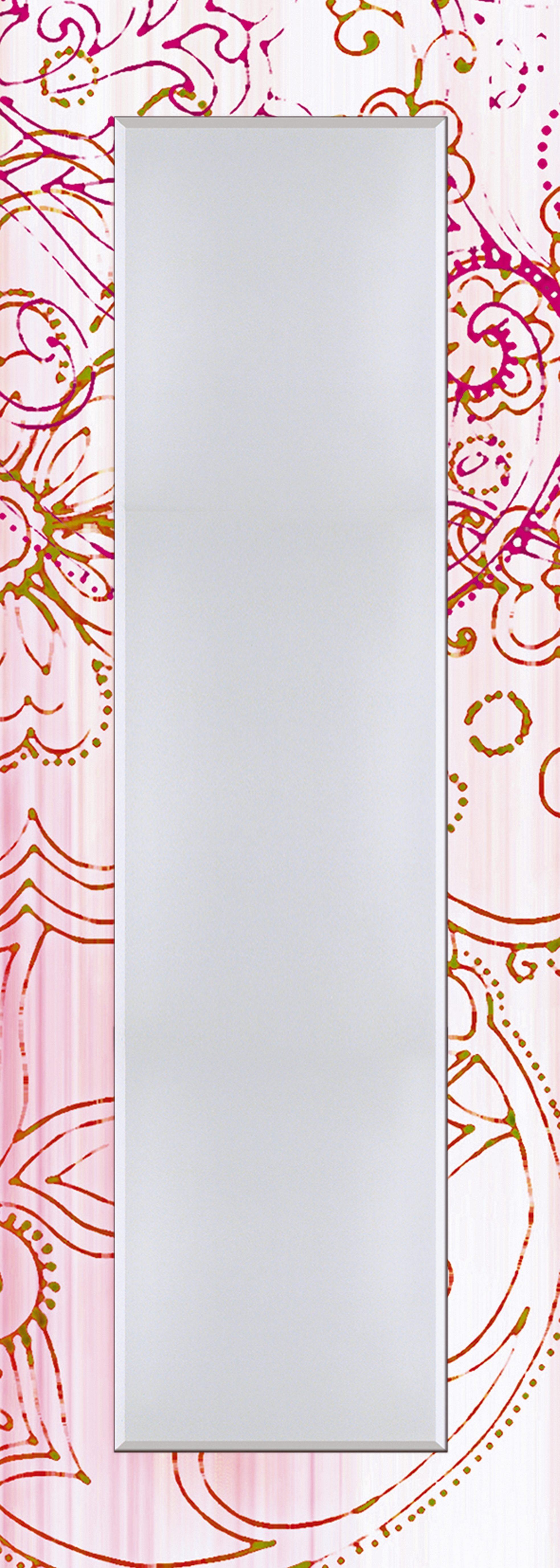 Home affaire, Spiegel, »W. L.: Dekorative Romantik«, 50/140 cm