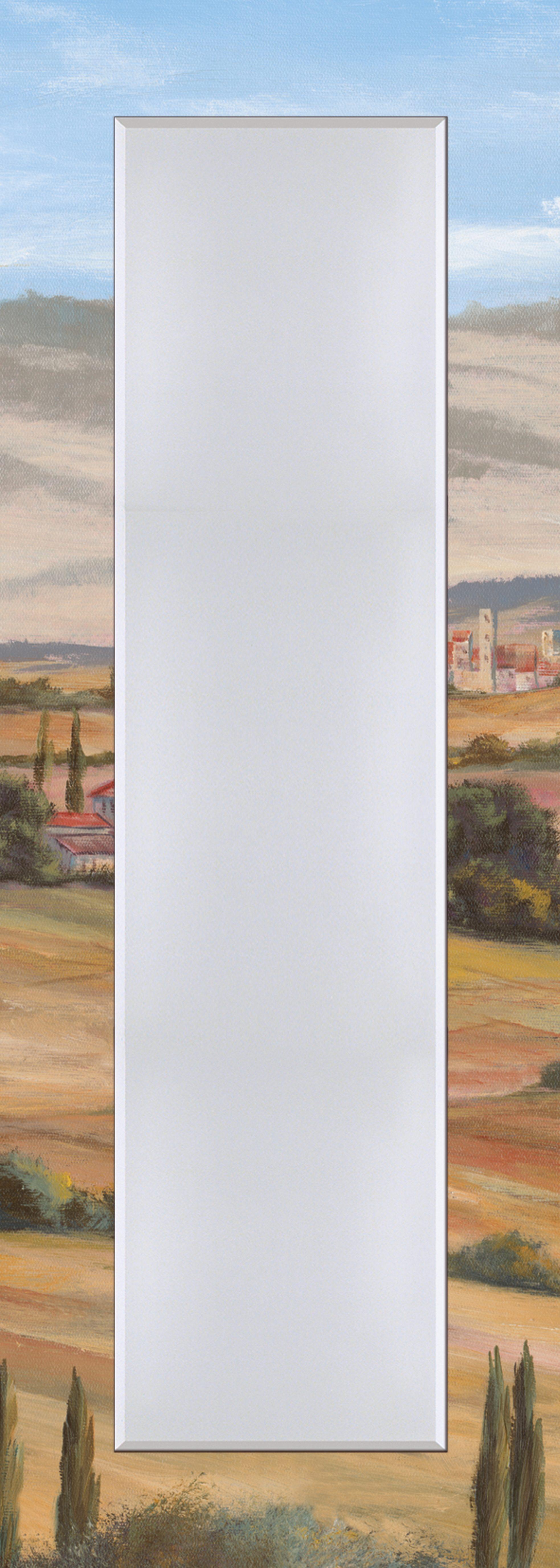 Home affaire Wandspiegel »A. Heins: Toskanisches Tal I«