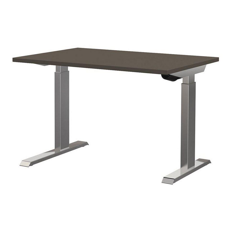 Schreibtisch in lava