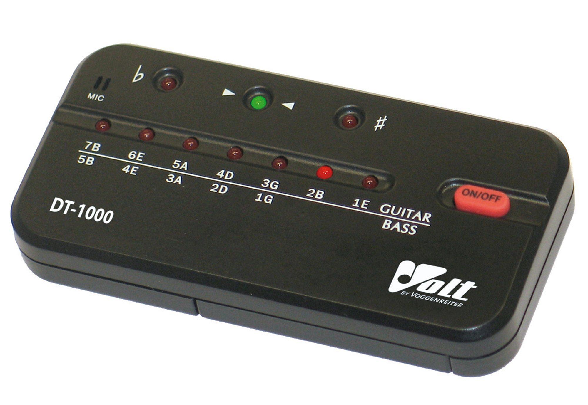 Gitarren-Stimmgerät, »VOLT - DT-1000«, Voggenreiter