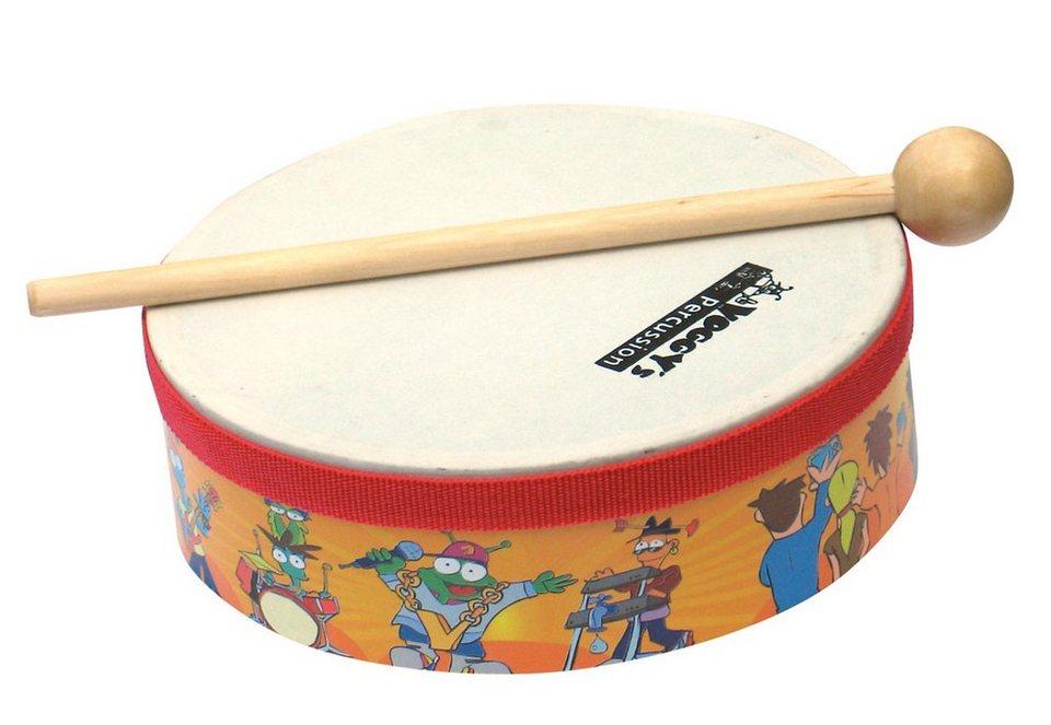 Kinder-Trommel, »Voggy's Handtrommel«, Voggenreiter