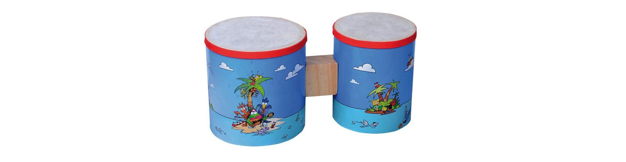 Kinder-Trommel, »Voggy's Bongos«, Voggenreiter