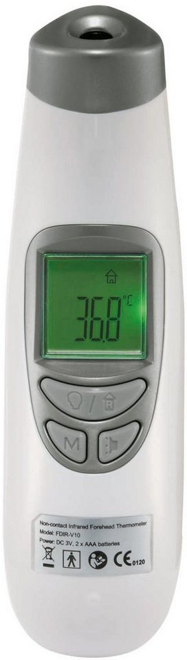 Reer Thermometer, SoftTemp 3 in 1