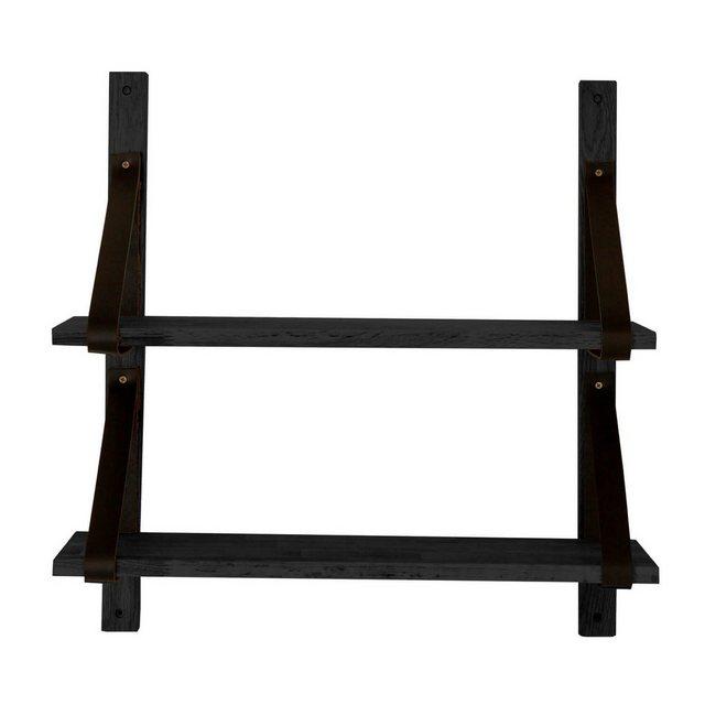 Badregale - mokebo Wandregal »Der Doppelhänger«, aus Holz, auch als Bücherregal oder Regal in vielen Farben  - Onlineshop OTTO
