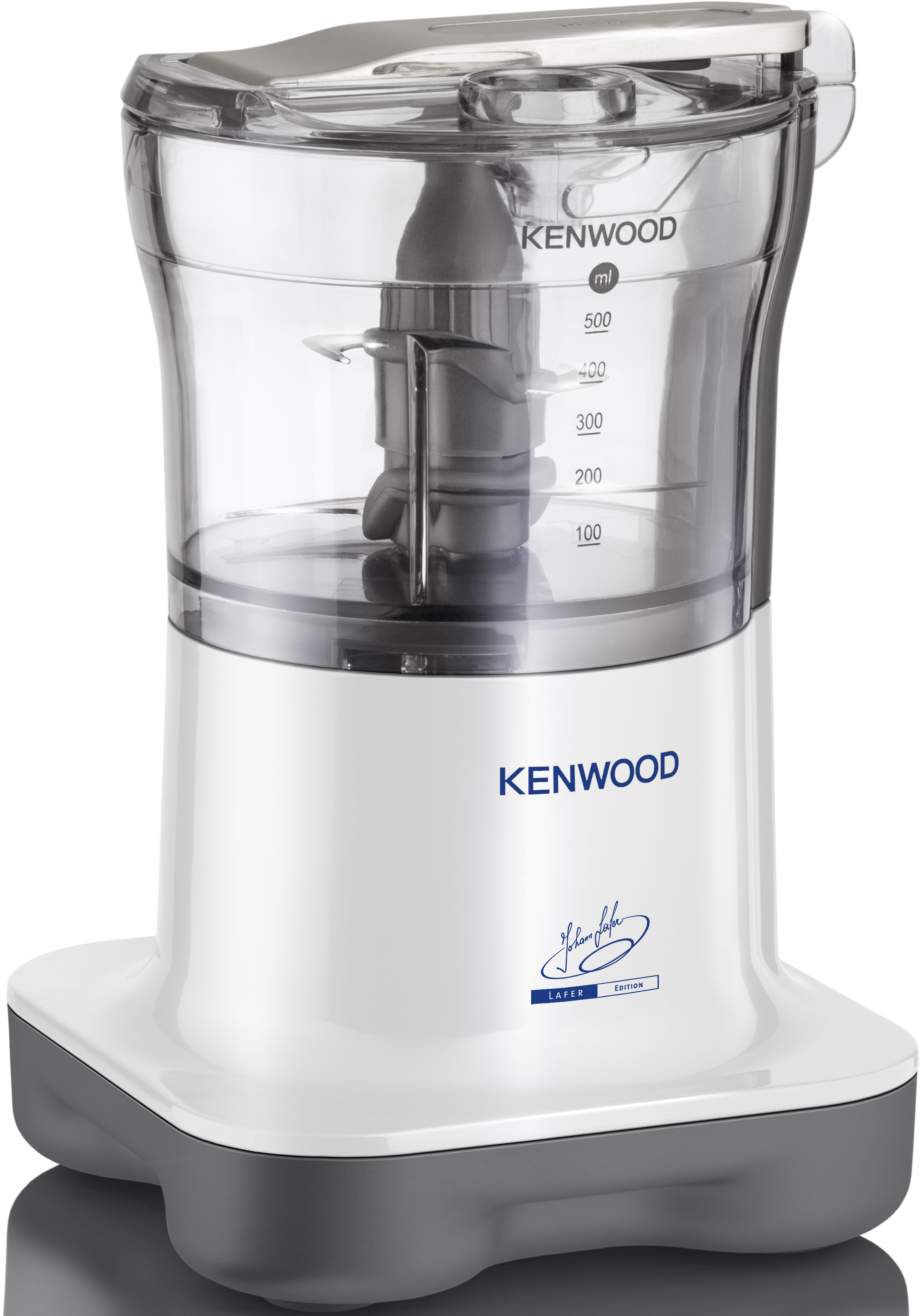Kenwood Zerkleinerer »CH257«, 500 Watt, aus der Lafer Edition