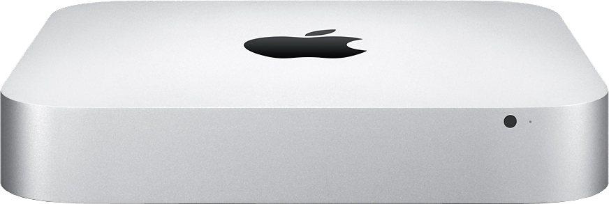 Apple Mac Mini 500 GB in Silber