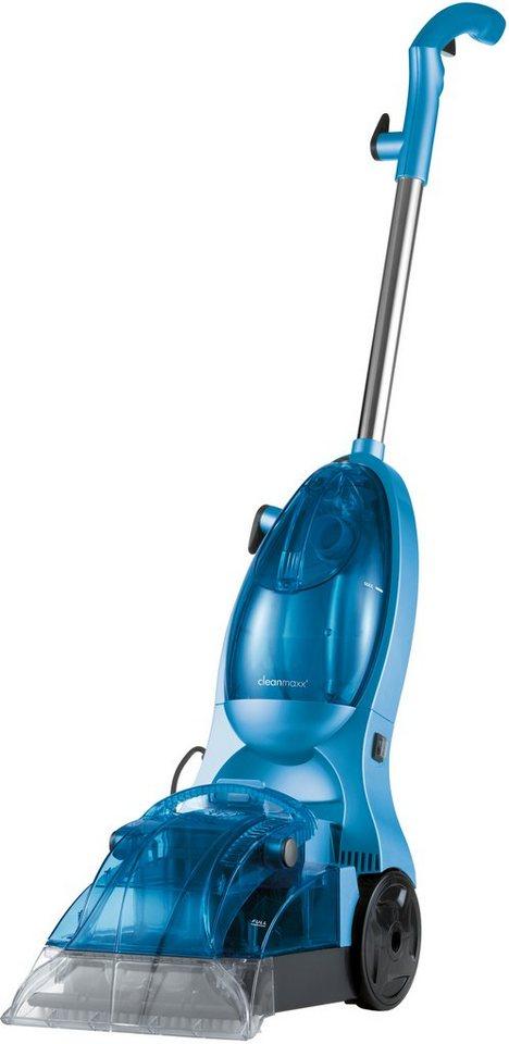 cleanmaxx Teppichreiniger eisblau inkl 500ml