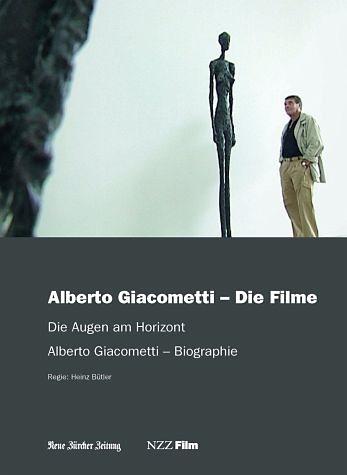 DVD »NZZ Format - Alberto Giacometti: Die Filme«