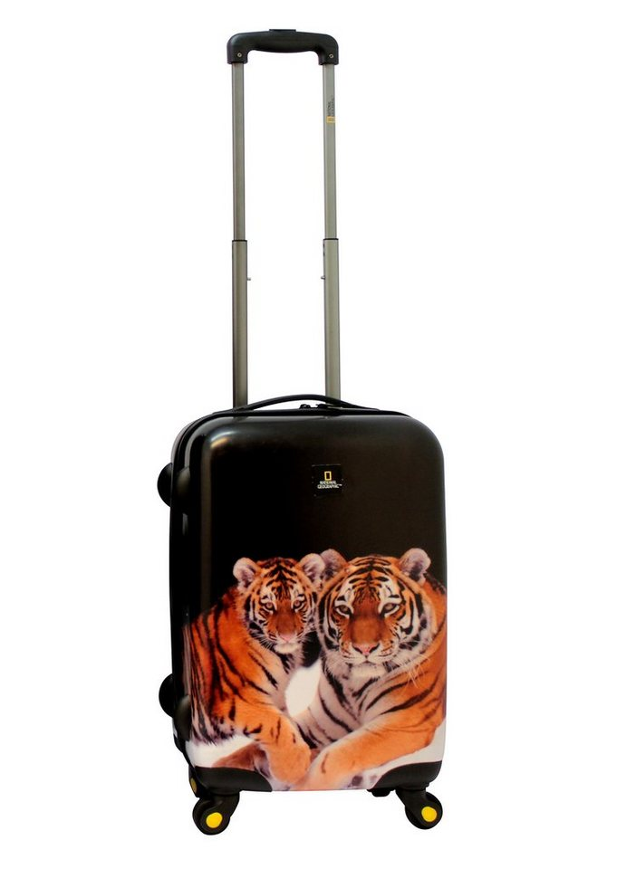 National Geographic, Trolley mit 4 Rollen, Nature of Love, »Tiger«