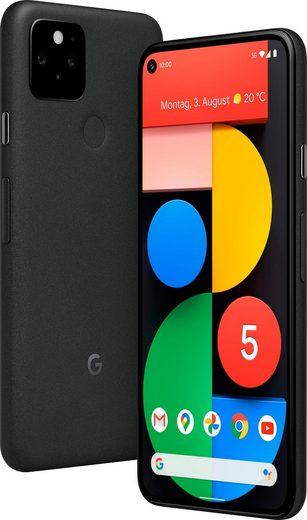Google Pixel 5 Smartphone (15,1 cm/6 Zoll, 128 GB Speicherplatz, 12 MP Kamera, mit 5G)