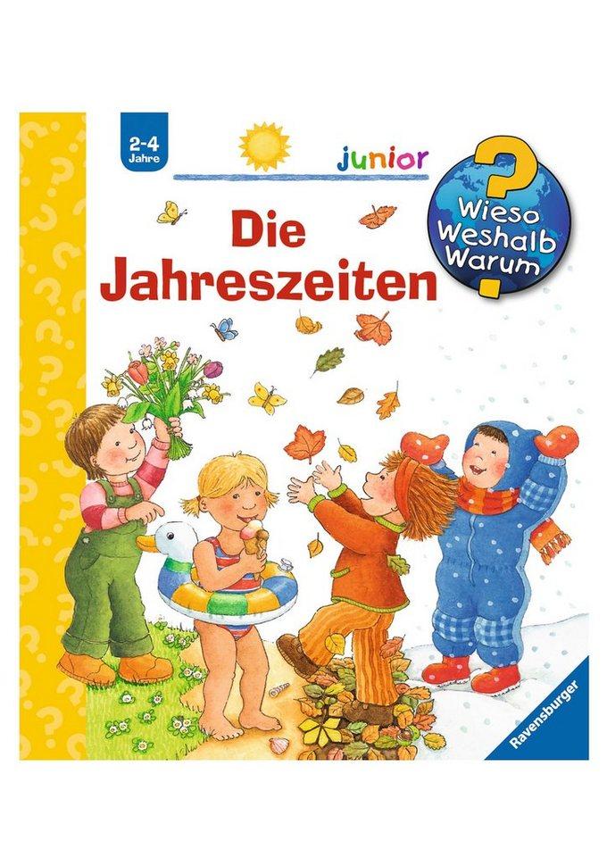 Ravensburger Kinderbuch, »Die Jahreszeiten / Wieso? Weshalb? Warum? Junior«