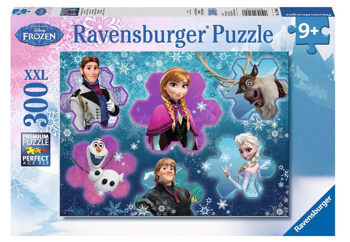 Ravensburger Puzzle 300 Teile, »Die Eiskönigin - Völlig unverfroren«