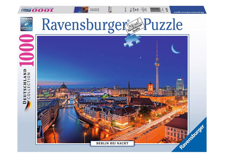 Ravensburger Puzzle 1000 Teile, »Berlin bei Nacht«