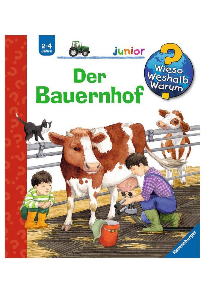 Ravensburger Kinderbuch, »Der Bauernhof / Wieso? Weshalb? Warum? Junior«