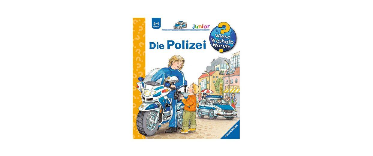 Ravensburger Kinderbuch, »Die Polizei / Wieso? Weshalb? Warum? Junior«