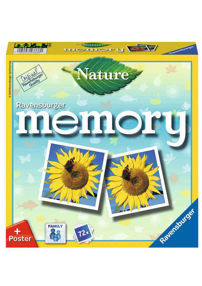 Ravensburger Spiel, »Nature memory®«, Made in Europe, FSC® - schützt Wald - weltweit