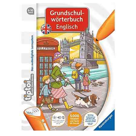 Buch, »tiptoi® Grundschulwörterbuch Englisch«, Ravensburger