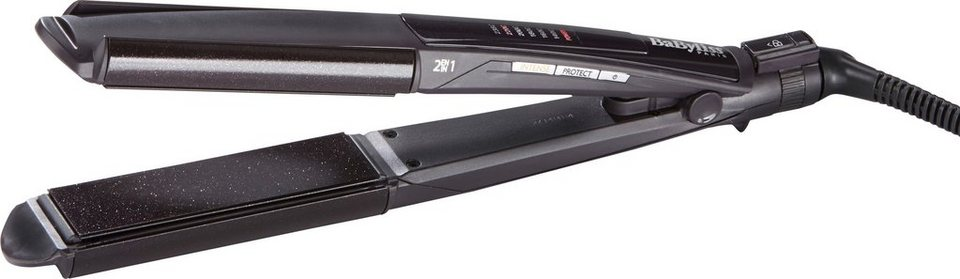 BaByliss, Haarglätter, ST330E in schwarz/metallic