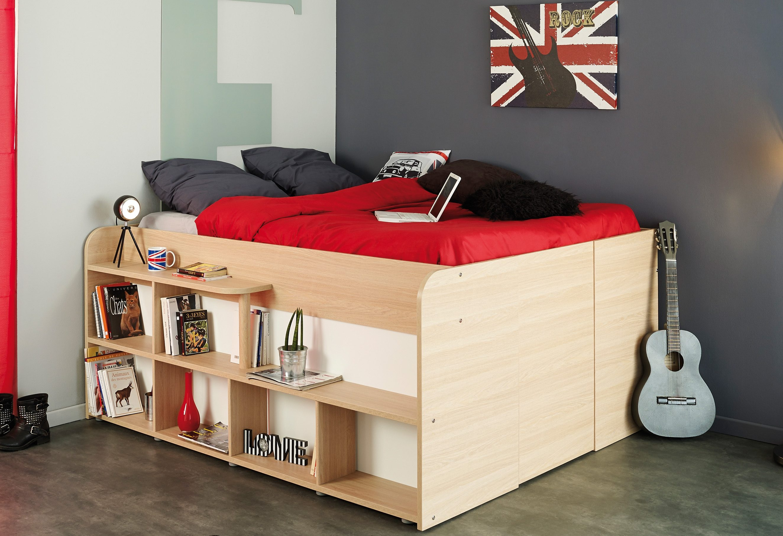 "Parisot Funktionsbett ""Space Up"""