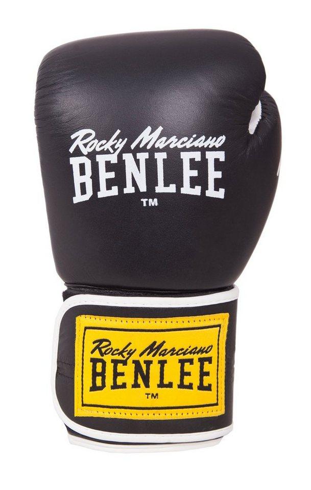 Benlee Rocky Marciano Boxhandschuh in schwarz