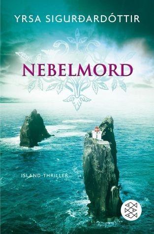 Broschiertes Buch »Nebelmord / Island-Thriller Bd.2«