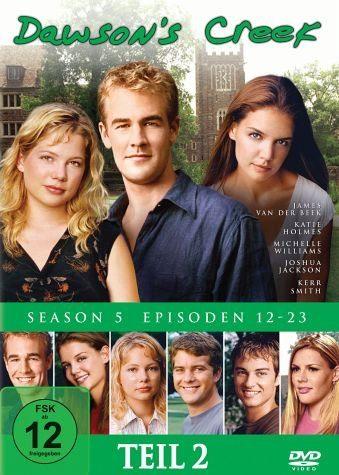 DVD »Dawson's Creek - Season 5, Vol.2 (3 Discs)«