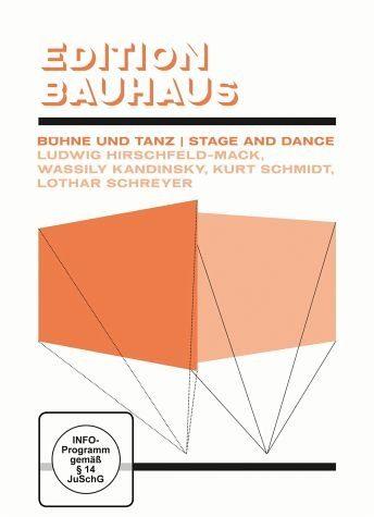 DVD »Bauhaus - Bühne und Tanz / Stage and Dance -...«