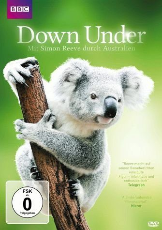 DVD »Down Under - Mit Simon Reeve durch Australien«