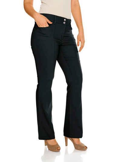 Bootcut Hosen in großen Größen » Hosen für Mollige kaufen | OTTO