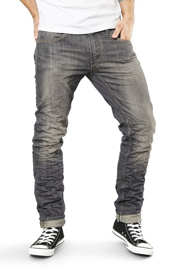 Blend Twister slim fit jeans in Grau