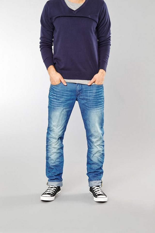 Blend Blizzard regular fit jeans in Blau