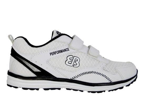 Brütting Joggingschuh / Laufschuh - weiß/schwarz PERFORMANCE V